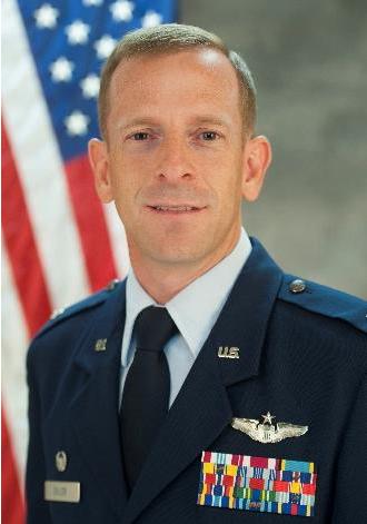 Col Nathan Diller Keynote, AF